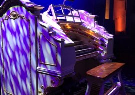 Console, The Troxy