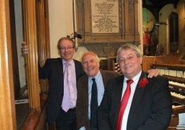 with John Askew and Peter Jebson