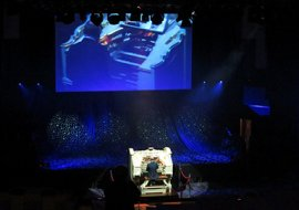 The Troxy... video display