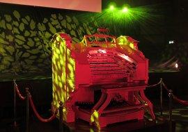 Troxy console... lighting effects