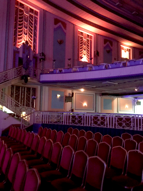 The Troxy Interior